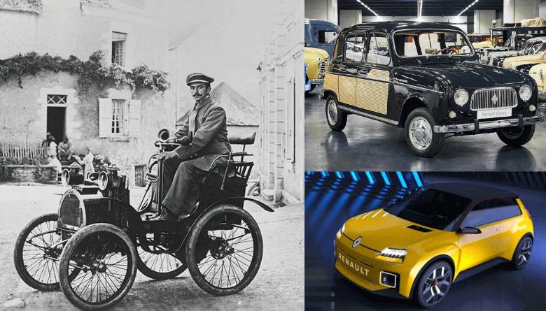 Renault Hakkında Bilmeniz Gereken 20 İlginç Bilgi