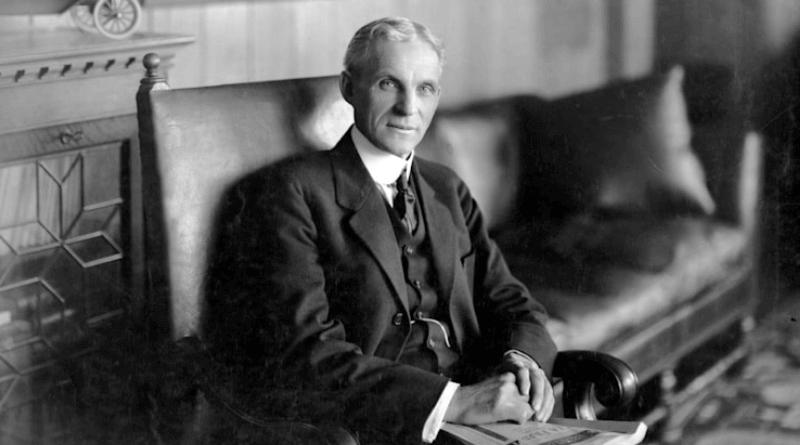 Ford'un efsanevi kurucusu Henry Ford