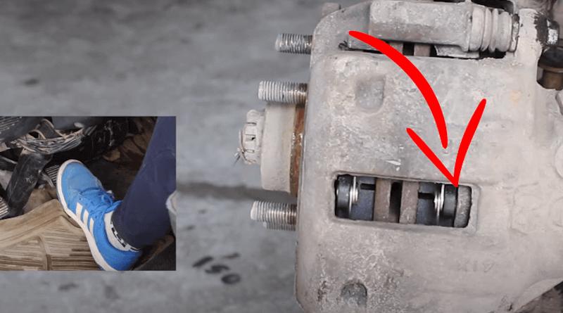 Fren pedalıyla freni birkaç kez pompalayarak sistemin düzgün çalışıp çalışmadığını kontrol edin
