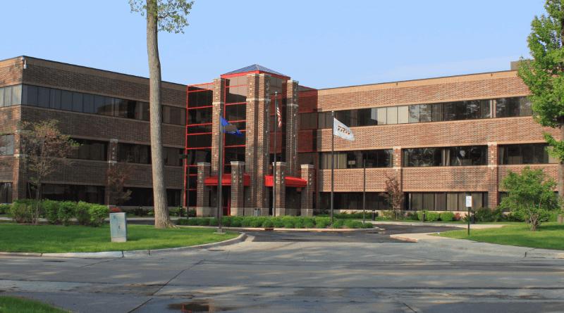 TRW Inc, satılmadan önce şirketinin merkezi önceleri Michigan'ın Livonia şehrinde bulunuyordu