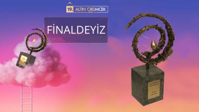 Altın Örümcek Ödülleri Finaldeyiz