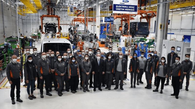 Elektrikli araç yatırımı Türkiye'nin rekabet gücünü artıracak