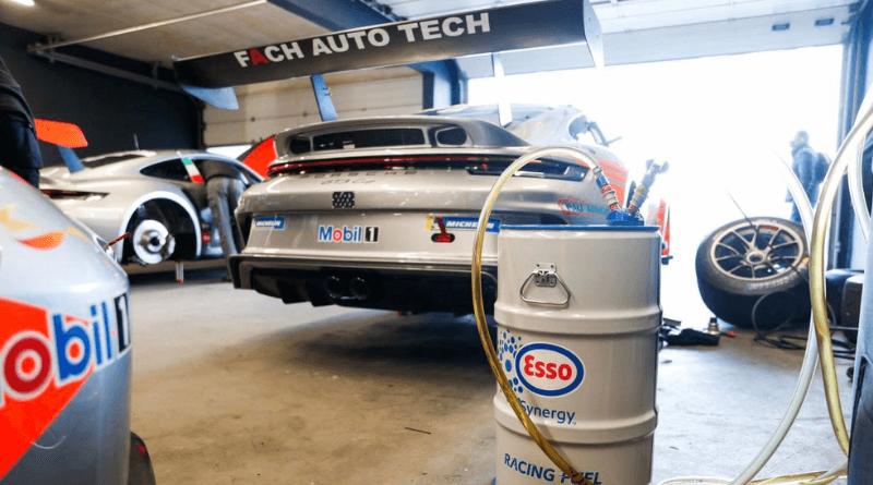 Porsche, Mobil 1 Supercup yarış serisinde sentetik yakıtları test ediyor